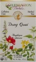 Celebration Herbals  Organic Dong Quai Tea Caffeine Free