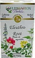 Celebration Herbals Organic Ginseng Eleuthero Root Tea