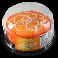 Charlotte's Orange Cake