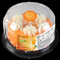 Charlotte's Orangesicle Cake - 16.7 oz