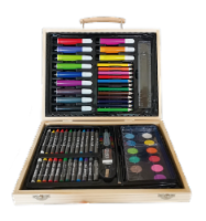 Modern Wonder 68 Piece Art Set