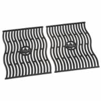 Napoleon S83006 Replacement Cast Iron Cooking Grids for Prestige 500, Black