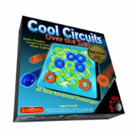 ScienceWiz Cool Circuits Over the Top! Puzzle