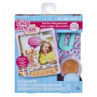 Baby Alive Super Snacks Treat Time Snack Pack (Blonde) Baby Doll - 1