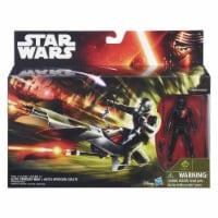 Hasbro Star Wars Class I Attack Vehicle Elite Speeder Bike