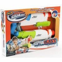 Nerf Super Soaker 5-Stream Scatter Blast (Pack of 2) - 1