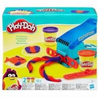 Hasbro HSBB5554 Play Doh-Play-Doh Fun Factory 4 oz, Pack of 3 - 3