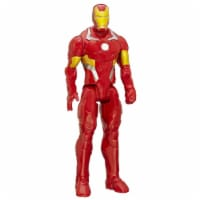 Hasbro Marvel Avengers Titan Hero Series Iron Man Action Figure