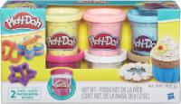 Hasbro Play-Doh Confetti Compound Collection