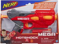 Nerf N-Strike Mega HotShock Blaster - Red/Gray