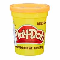 Play-Doh Single Can - Neon Orange