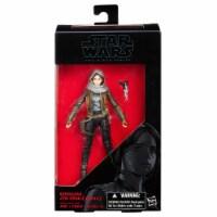 Hasbro Star Wars The Black Series Sergeant Jyn Erso (Jedha) Action Figure