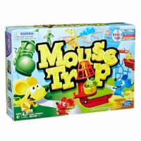 Hasbro Gaming Mouse Trap Board Game