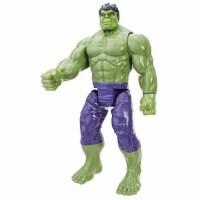 Marvel Avengers Titan Hero Series Hulk Figure - 12 in