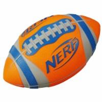 Nerf Sports Pro Grip Football (Orange) - 1