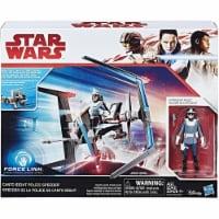 Hasbro Star Wars Force Canto Bight Police Speeder & Action Figure