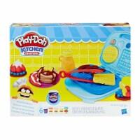 Hasbro HSBB9739 Play-Doh Breakfast Bakery Toys - 1