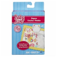 Hasbro Baby Alive Diapers Pack