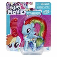 My Little Pony The Movie All About Rainbow Dash Figure - 1 ct