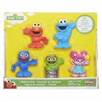 Sesame Street Playskool Collector Pack 5 Figures - 1