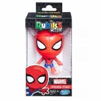 Rubik's Crew 2x2 Puzzlehead Game: Marvel Spider-Man Edition