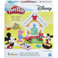 Play-Doh Disney Mickey Mouse Magical Playhouse - 1
