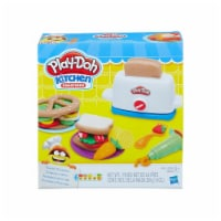 Hasbro HSBE0039 Play-Doh Toaster Creations, 4 Count