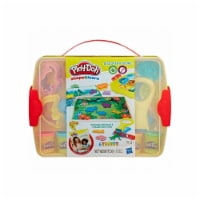 Hasbro Play Doh Discover And Store Play Kit