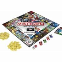 Hasbro 30373290 Monopoly Gamer Mario Kart - 1