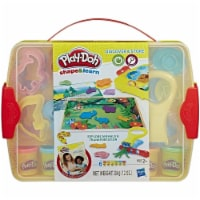 Play-Doh Shape & Learn Game - 1