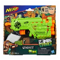 Nerf Zombie Strike Quadrot Blaster