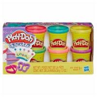 Hasbro 30376740 Play-Doh Sparkle Compound Collection - 1