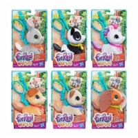 Hasbro HSBE3503 FurReal Walkalots Lil Wags Assortment, Pack of 6