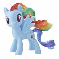 My Little Pony Mane Pony Classic Figure - Rainbow Dash - 1 ct