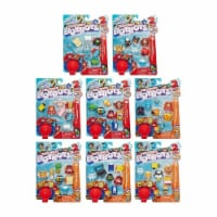 Hasbro HSBE3494 Transformers Botbots Assortment, 8 per Pack - Pack of 8