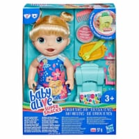 Baby Alive Snacking Shapes Baby Blonde - 1