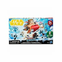 Hasbro HSBE5023 Star Wars S2 Micro Force Advent Calendar Toy - Set of 8