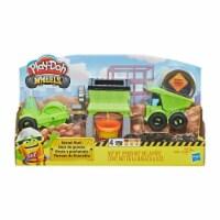 Hasbro HSBE4293 Play-Doh Wheels Gravel Yard, Pack of 3 - 3