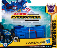 Transformers Cyberverse 1-Step Changer Action Figure - Assorted - 1 ct