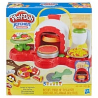 Hasbro HSBE4576 Play-Don Stamp N Top Pizza Toy - Pack of 2 - 1