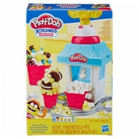 Hasbro HSBE5110 Play-Don Popcorn Party Toy - Pack of 3