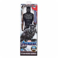 Hasbro Avengers Titan Hero Series Black Panther Action Figure