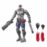Overwatch Ultimates Reaper Blackwater Reyes 6 Inch Action Figure