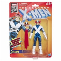 Marvel X-Men Legends Retro Cyclops 6 Inch Action Figure