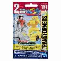 Cyberverse Tiny Turbo Changers Series 2 Action Figures Blind Bag