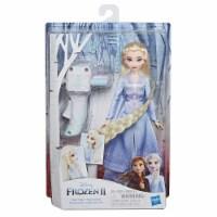 Hasbro Disney Frozen II Sister Styles Fashion Doll - Assorted