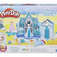 Hasbro HSBE4904 Play-Doh Frozen TV Toy