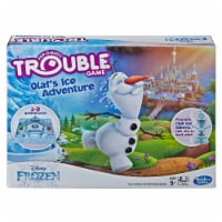 Trouble Frozen Olaf's Ice Adventure Board Game