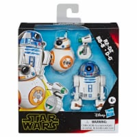 Hasbro Star Wars Galaxy of Adventures Toy Droid Figures