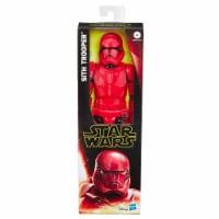 Hasbro Star Wars Hero Series The Rise of Skywalker Sith Trooper Action Figure - 12 in